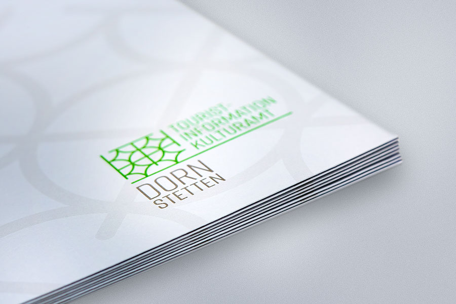 Stadt Dornstetten Corporate Design