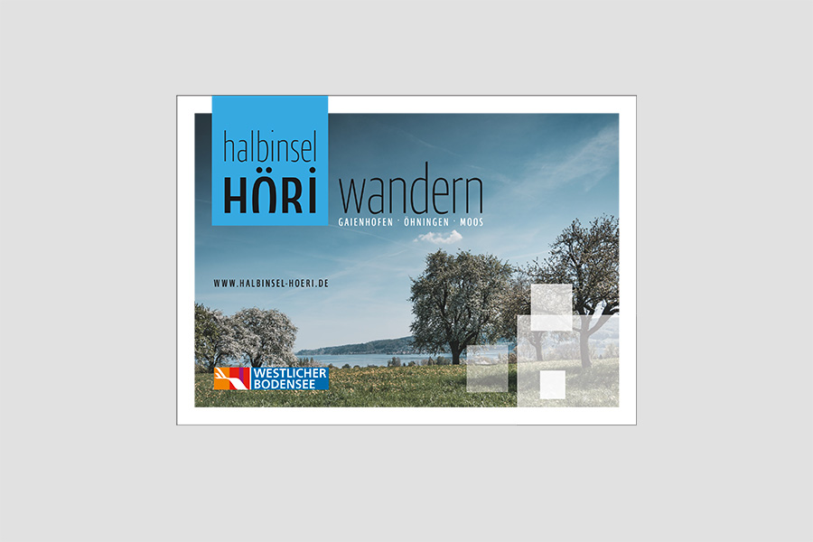 Halbinsel Höri am Bodensee, Corporate Design